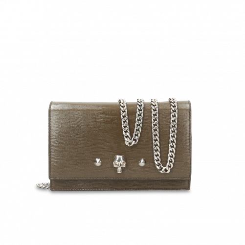 SAC WALLET ON CHAIN ALEXANDER McQUEEN