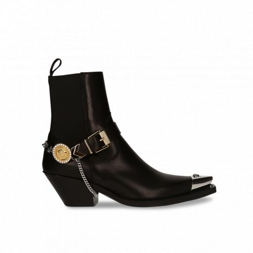 BOOTS WESTERN VERSACE