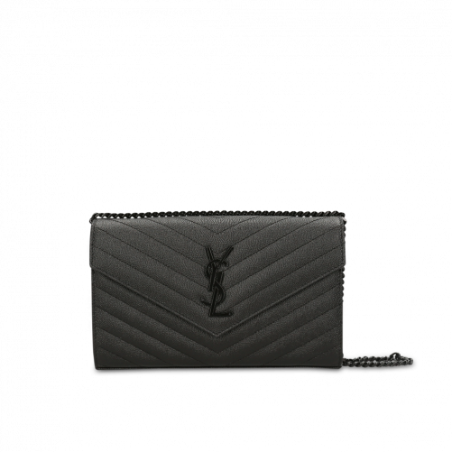 SAC WALLET ON CHAIN SAINT LAURENT PARIS
