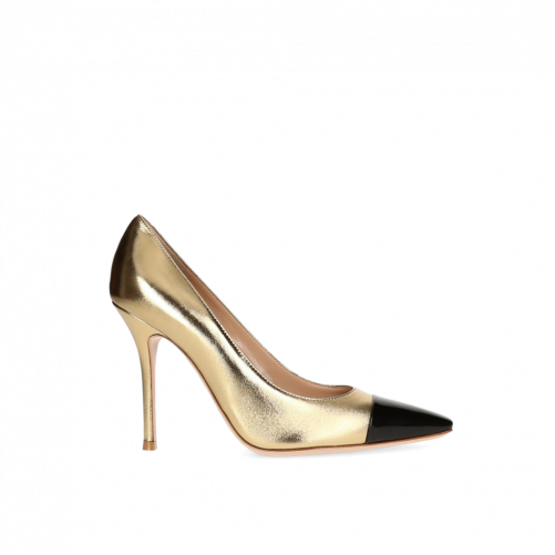 ESCARPIN BOUT CARRE GIANVITO ROSSI
