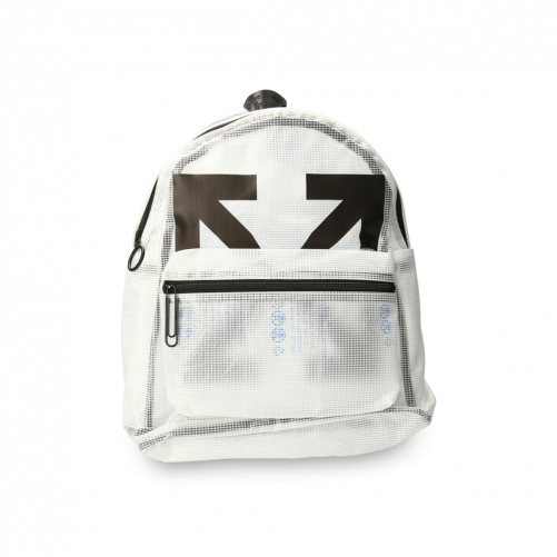 ARROW BACKPACK OFF-WHITE