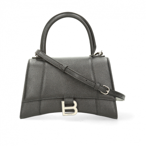 HOURGLASS TOP HANDLE BAG BALENCIAGA