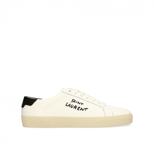 COURT CLASSIC SNEAKERS SAINT LAURENT