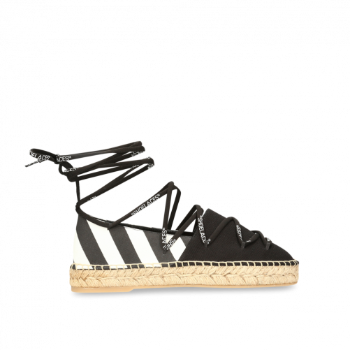 ESPADRILLES OFF-WHITE