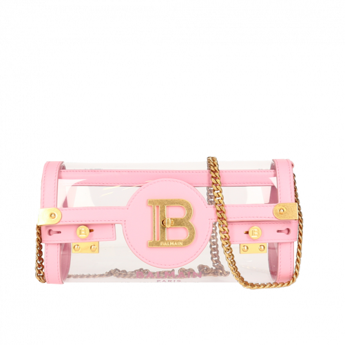 B-BUZZ B-LOGO CROSSBODY BAG BALMAIN PARIS