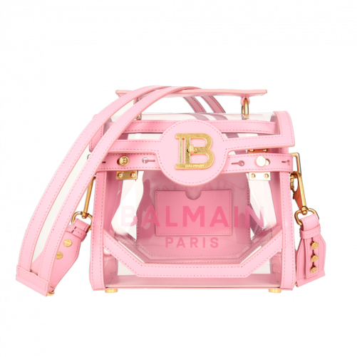 PVC B-BUZZ BAG BALMAIN PARIS