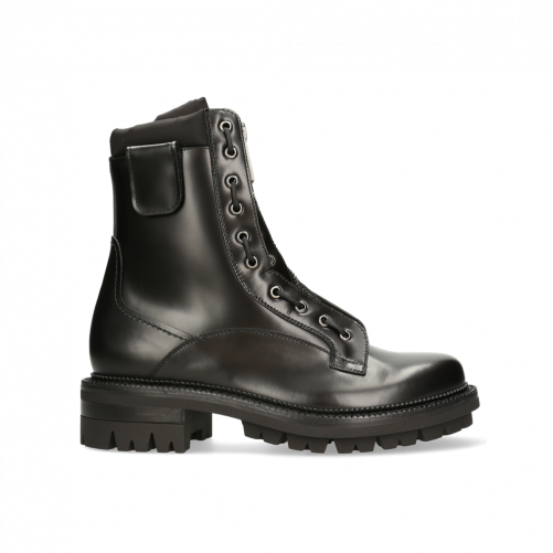 AVIATOR SQUAD ANKLE BOOTS DSQUARED2