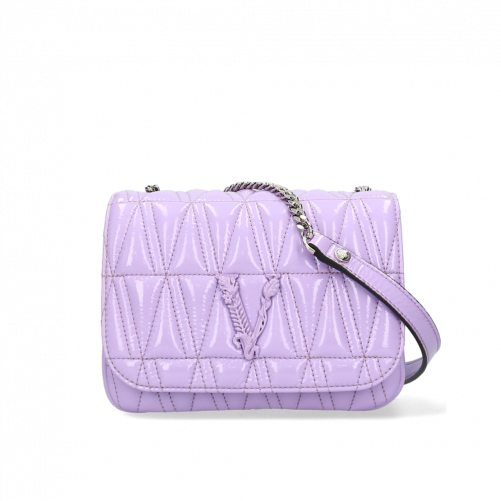 PURPLE VIRTUS BAG VERSACE