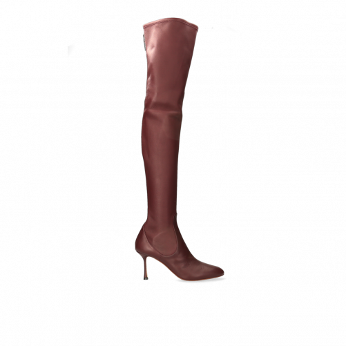 OVER THE KNEE BOOTS FRANCESCO RUSSO