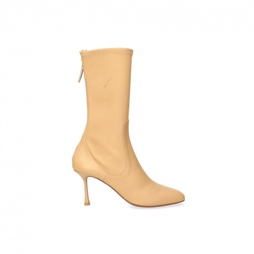 ZIP ANKLE BOOTS FRANCESCO RUSSO