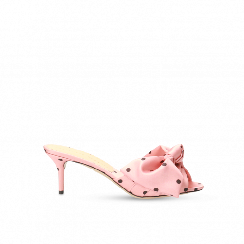 MULES À POIS CHARLOTTE OLYMPIA