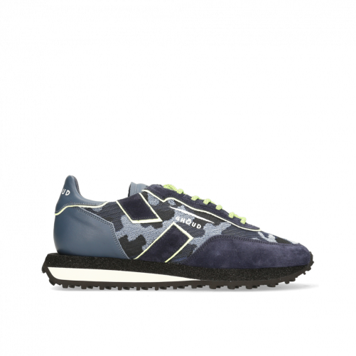 SNEAKERS RUSH LOW COLOR CAMOUFLAGE GHOUD
