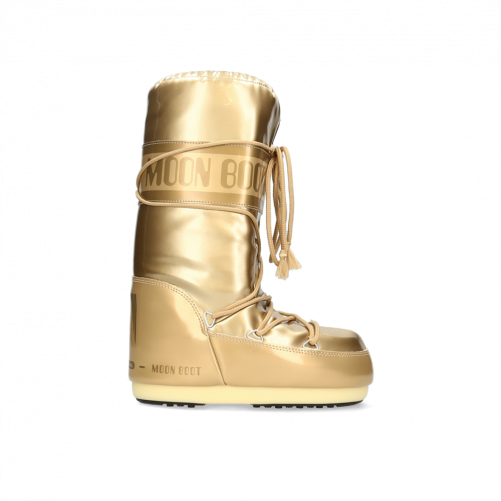 MOON BOOT VINILE MET GOLD MOON BOOT
