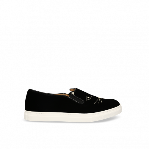 COOL CAT SNEAKERS CHARLOTTE OLYMPIA