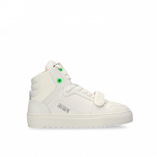 HIGH-TOP SNEAKERS F_WD