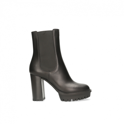 PATIN ANKLE BOOTS GIANVITO ROSSI