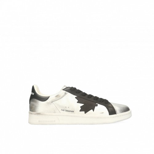 MAPLE LEAF SNEAKERS DSQUARED2