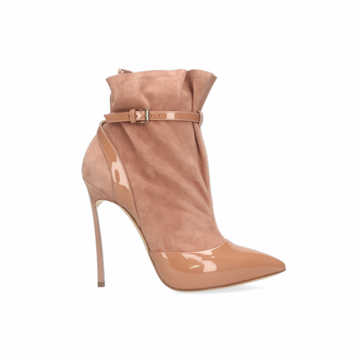 BLADE VOGUE ANKLE BOOTS CASADEI