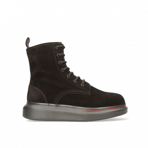 LACE UP BOOTS ALEXANDER McQUEEN
