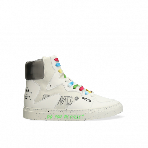 SNEAKERS MONTANTE F_WD