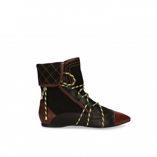ANKLE BOOTS CARVEN