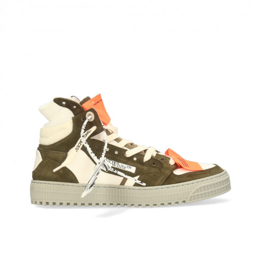 OFF COURT SNEAKERS OFF-WHITE