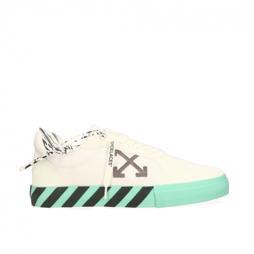 LOW-VULCANIZED SNEAKERS OFF-WHITE