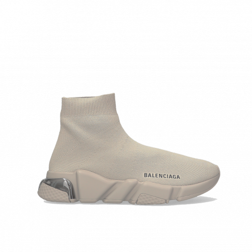 CLEAR SOLE SPEED SNEAKERS BALENCIAGA