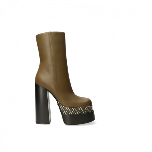 INTRICO ANKLE BOOTS VERSACE