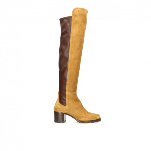 EMILY OVER THE KNEE BOOTS MAISON SKORPIOS